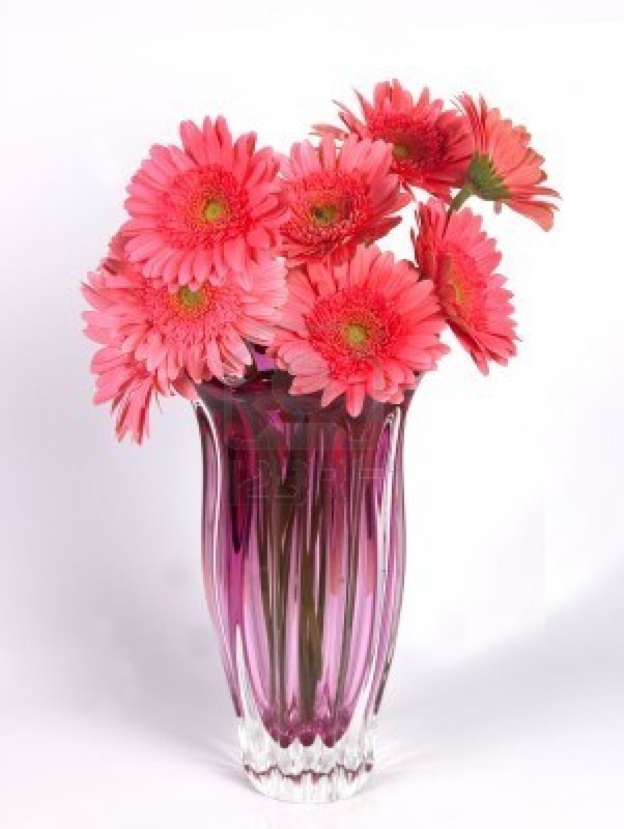 """Simplicity is the keynote of all true elegance."" : Flower Vases With Flowers"